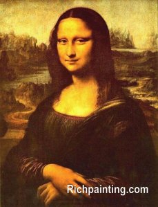 """The Mona Lisa"""