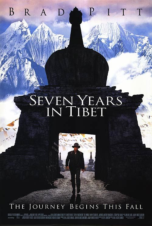 a review of the movie seven years in tibet Book review of 'seven years in tibet  book review of 'seven years in tibet' directed by jean-jacques  the movie seven years in tibet is based on a.
