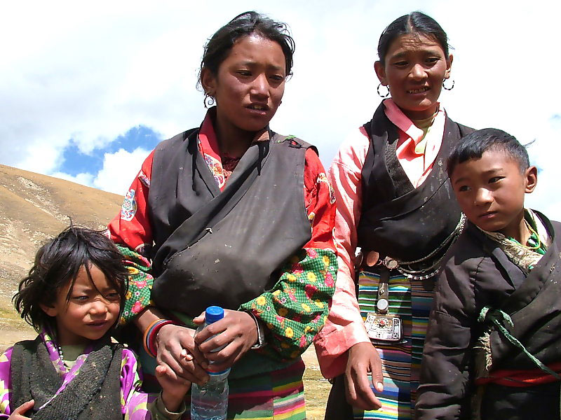 Heinrich records a number of events in Tibetan life-their colourful    Tibetan People