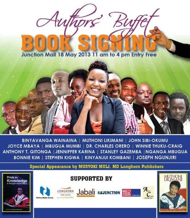 authors buffet
