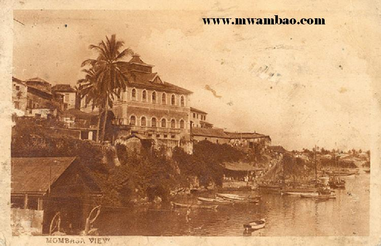 MOMBASA OLD TOWN…BEAUTIFUL KENYA